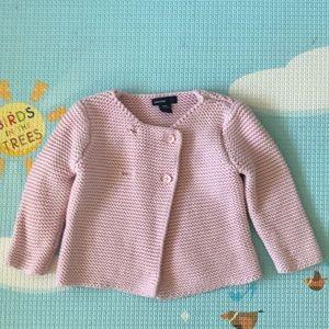 GAP baby girl sweater